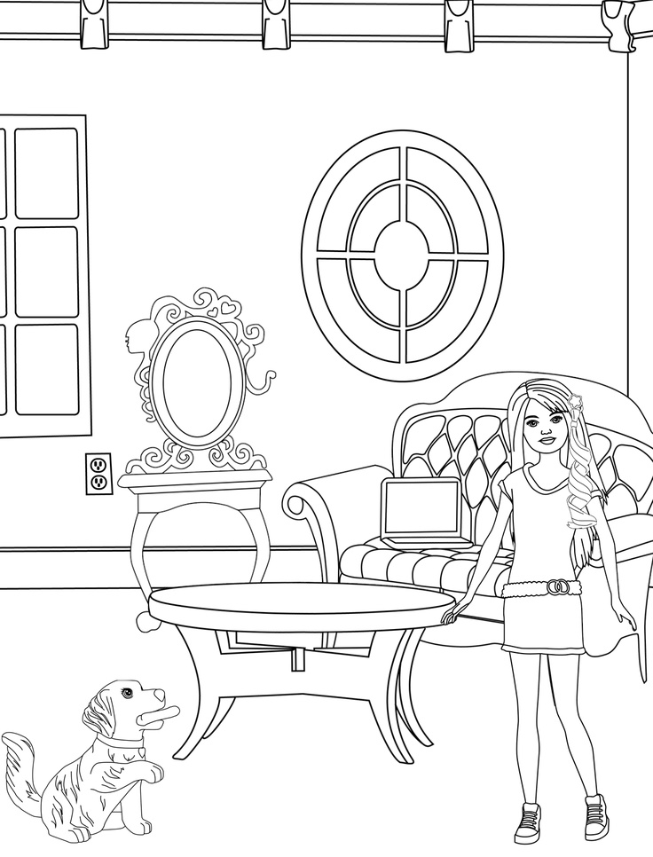 cid coloring pages - photo#43
