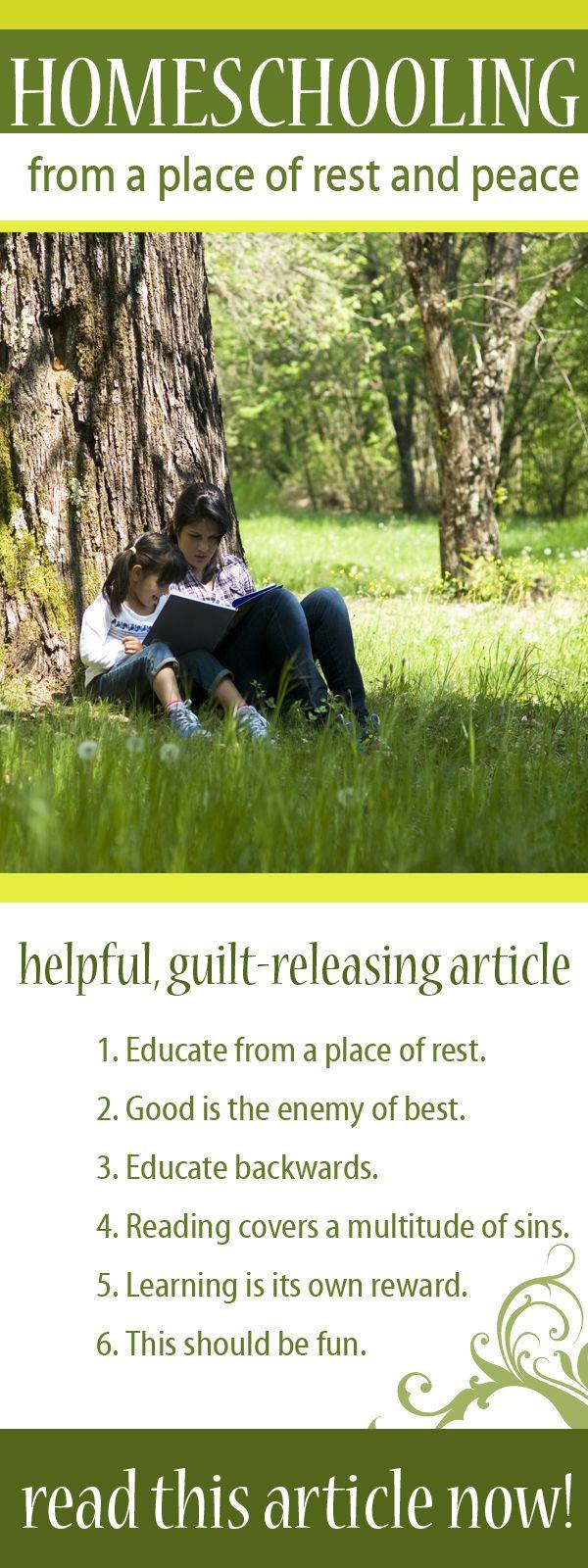 000 Get homeschool encouragement NOW! via