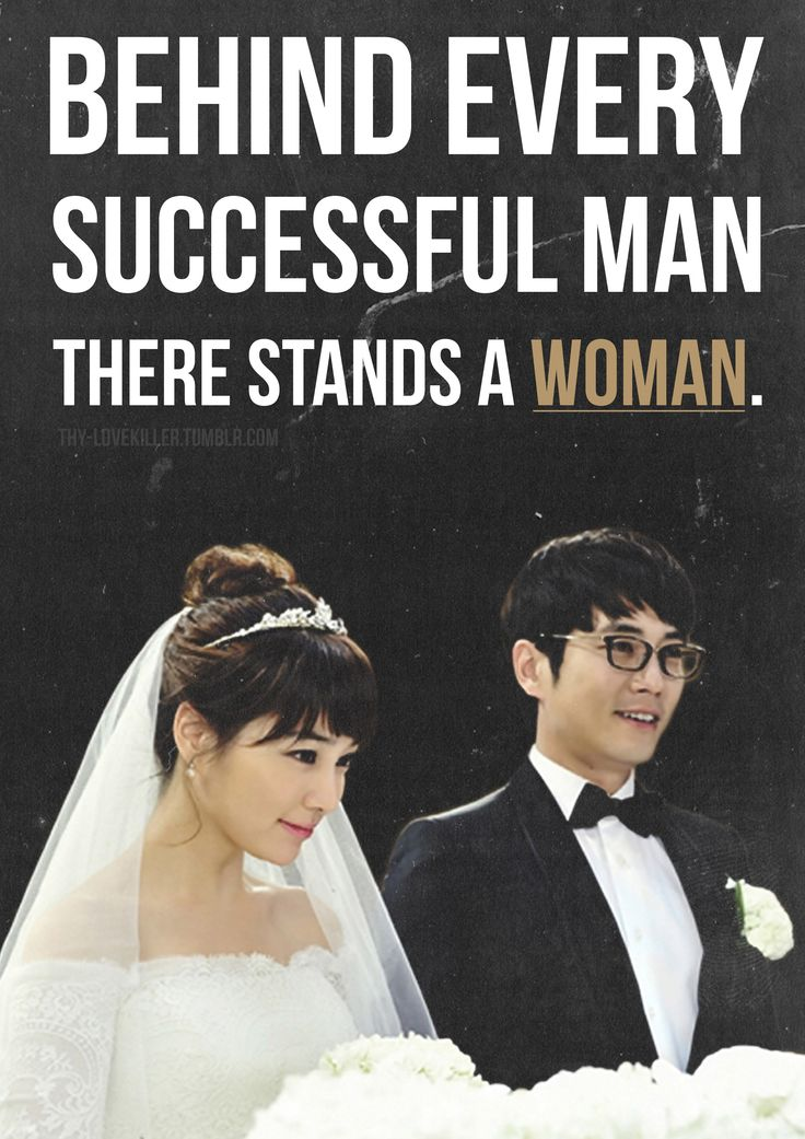 Behind every successful man there stands a woman. #cunningsinglelady #kdrama #inspiration #joosangwook #leeminjung #graphicdesign #typography