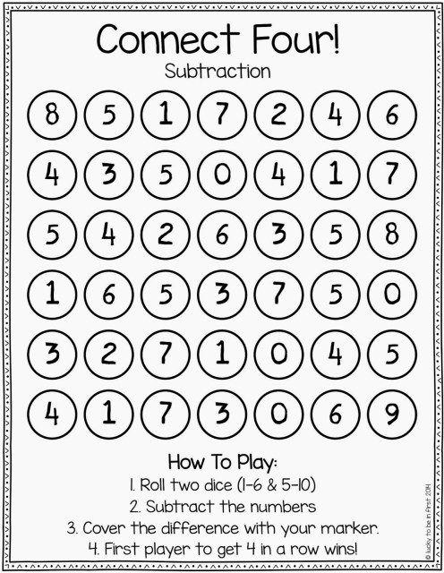 Math Mania Games! FREE Games to Help Build Math Skills