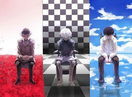 Tokyo Ghoul awesome art Kaneki