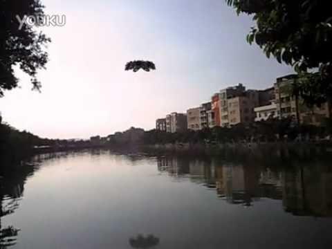 【衝撃】人類の危機!中国の上空に超巨大UFOが出現【宇宙戦争か?】 - NAVER まとめ