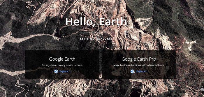 تحميل برنامج جوجل ايرث 2017 Google Earth لمشاهدة الكرة الأرضية مجاناً Free Download