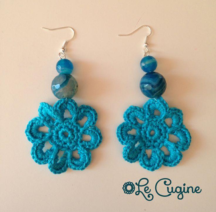 Lecuginecreazioni#handmade#fiori#crochet