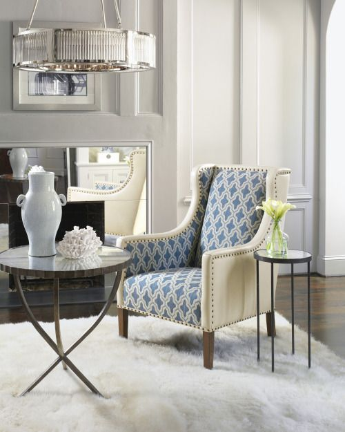 """furniture-meubles: """" Hancock and Moore Furniture. Cosmopolitan Lady's Lounge. """""""