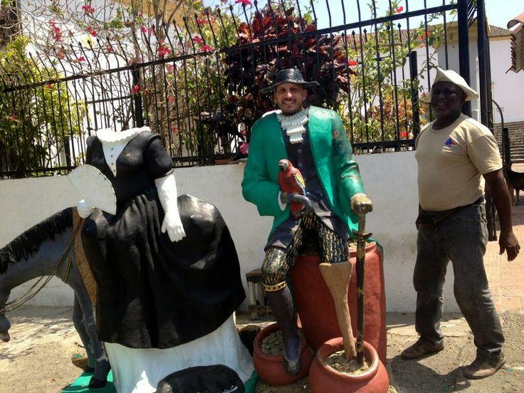 El Pirata, en Cartagena