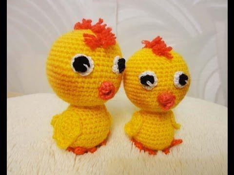 Цыплёнок Часть 2 Сhicken Part 2 Crochet