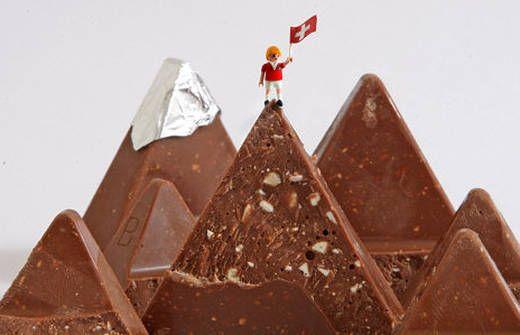 Six Bar Chocolate