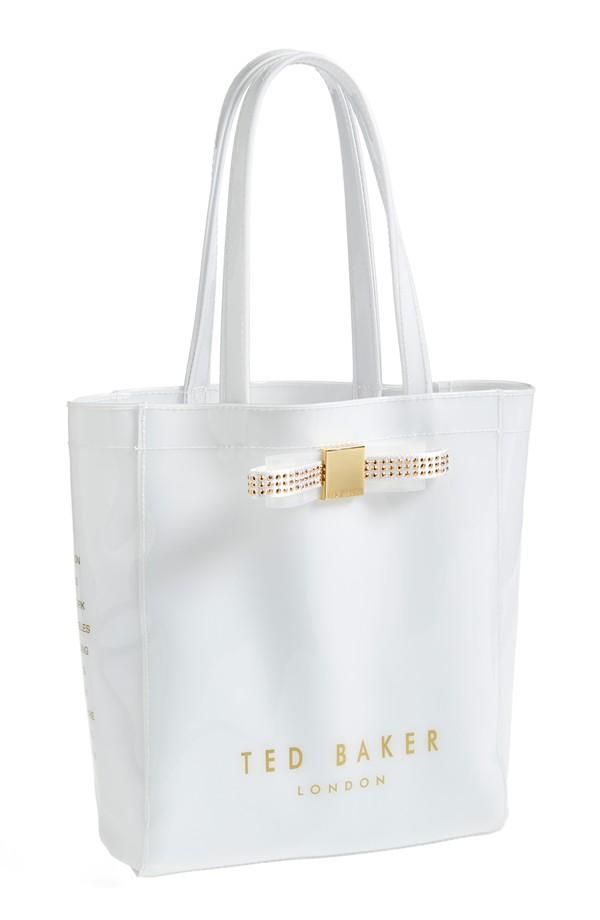 So cute and sparkly! Can't wait to tote this Ted Baker beauty around.
