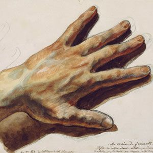 hand artists google search th233odore g233ricaults �the