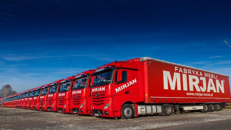 Our truck! MercedesBenz  http://www.mirjan24.pl/  https://pl.pinterest.com/MercedesBenz/?etslf=20858&eq=mercedes%20be  #trucks #mercedesbenz #szybkadostawa