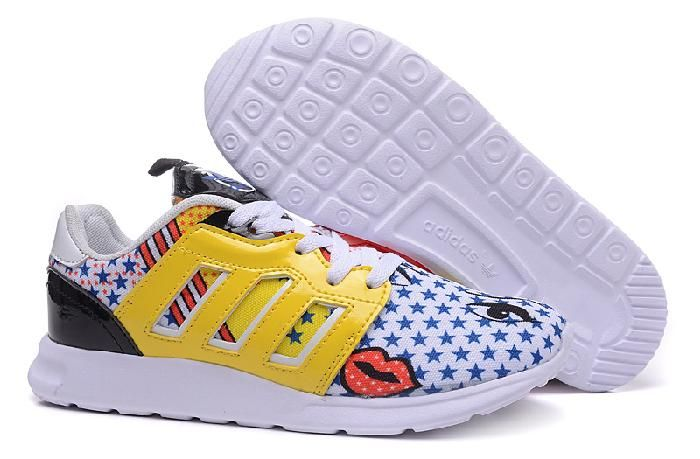 huge discount 9b1a0 7040c ... france adidas zx 500 limited edition czerwony óty biay niebieski obuwie  mskie 086ab 8db1a