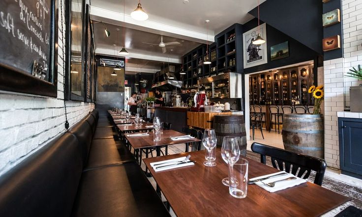 Enjoy Your First Look Inside Joe Beef's New and Improved Le Vin Papillon WineBar - Eater Montreal