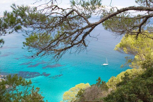 Getting around Formentera by traveller