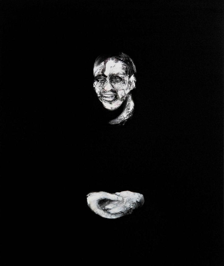Ritratto 1111113,   2013  olio su tela, 120x100cm