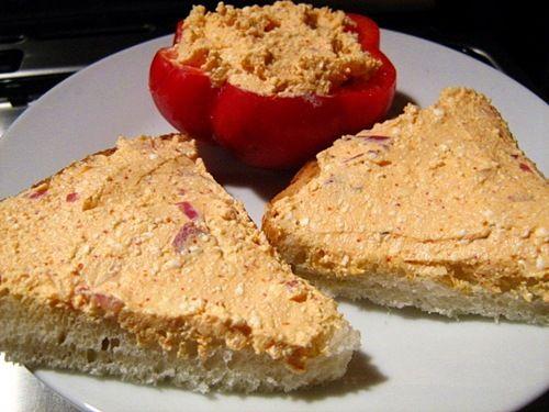 The main ingredient of körözött was originally Liptauer or liptói túró, a sheep-milk based cheese.