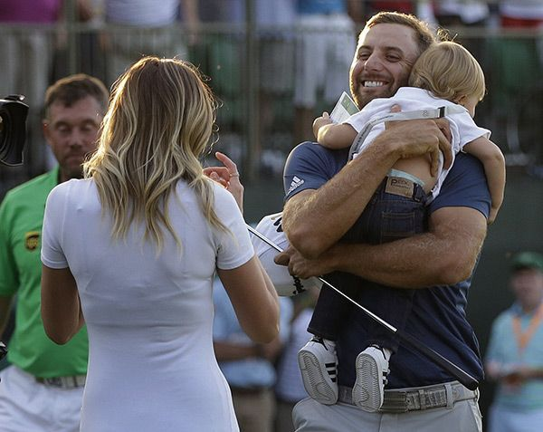 Paulina Gretzky Sends Love To Dustin Johnson After U.S. Open: 'So Proud' — Sweet Message