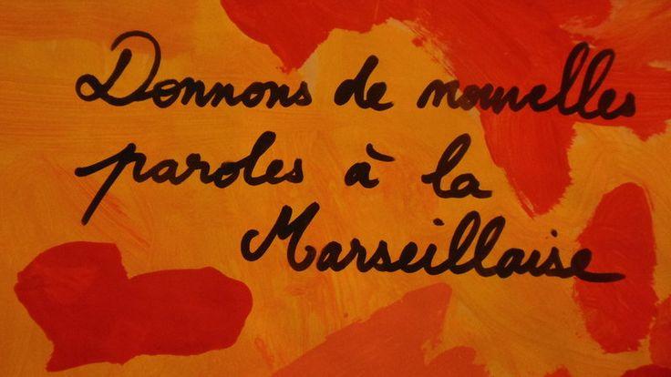 Pétition · Donnons de nouvelles paroles à la Marseillaise · Change.org
