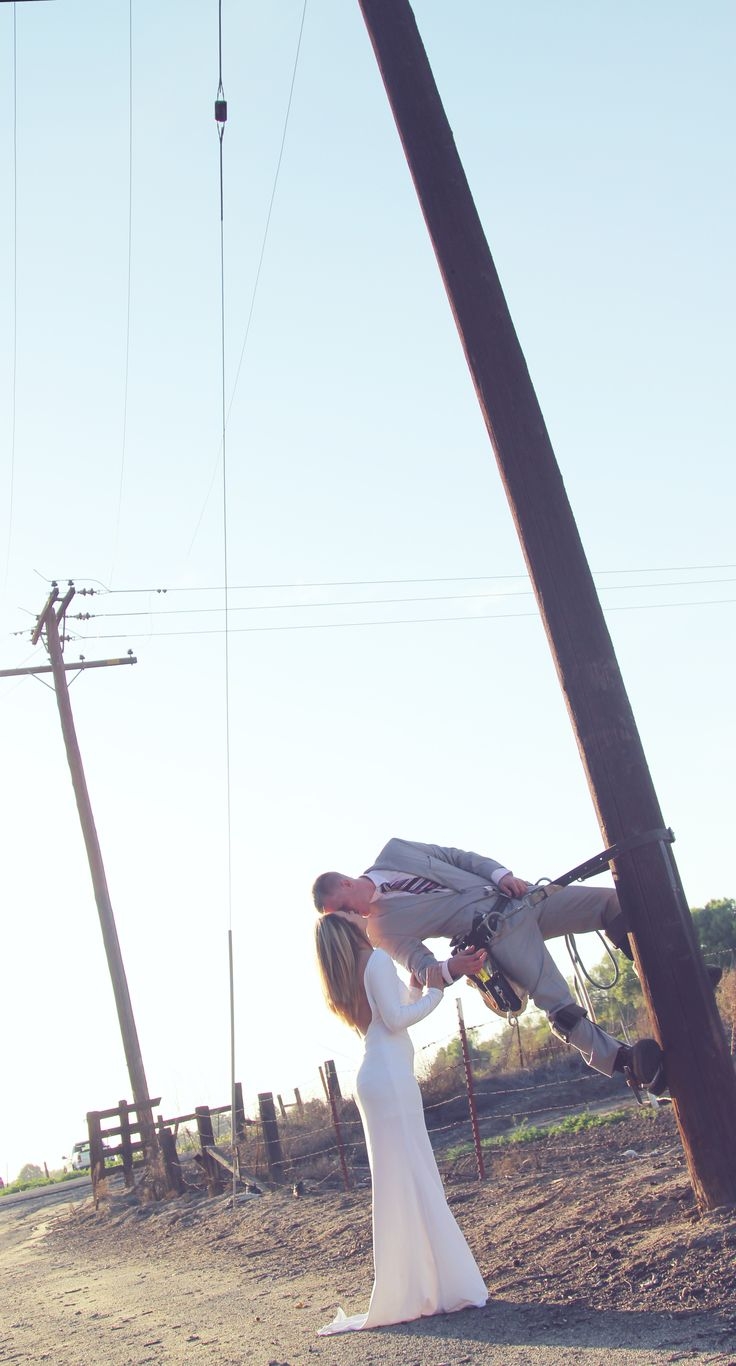 Ryan's dream is to be a lineman<3