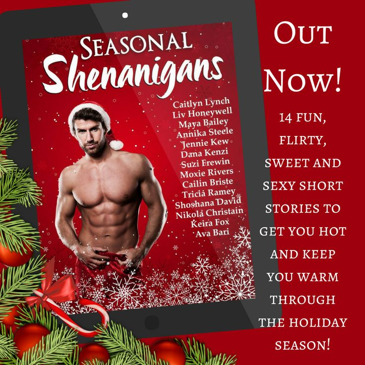 Includes my short story Santa Claus Is Coming