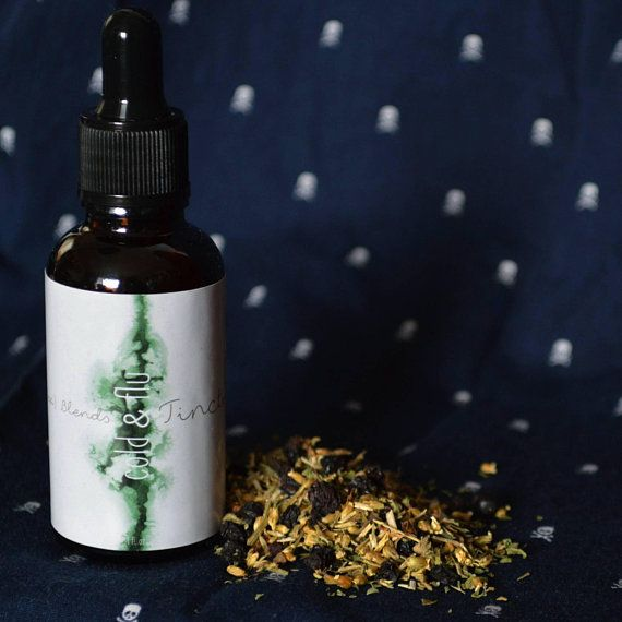 Check out this item in my Etsy shop https://www.etsy.com/ca/listing/583929872/cold-flu-tincture