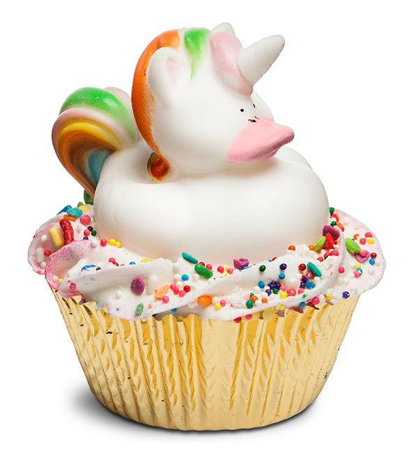 Magical Unicorn Cupcake Bath Bomb - Exclusive