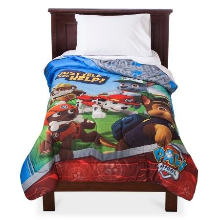 Paw Patrol Just Yelp for Help! Comforter : Target