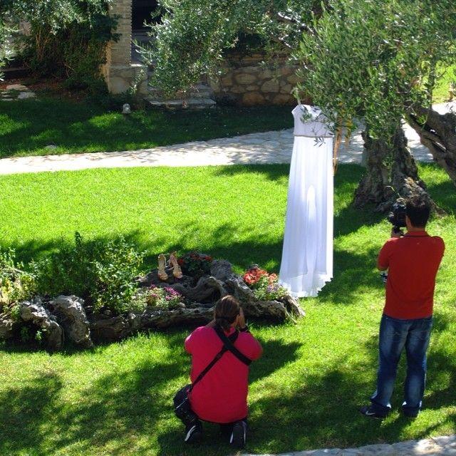 Just before the #wedding! #PaliokalivaVillage #Zante  Photo credits: @dyasvet