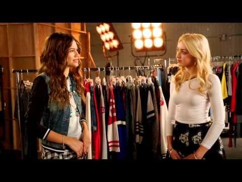 D'Signed line Peyton List & Zendaya - YouTube