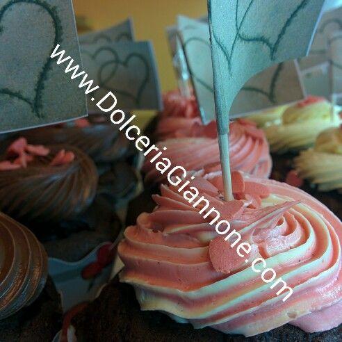 Mini cake romantica