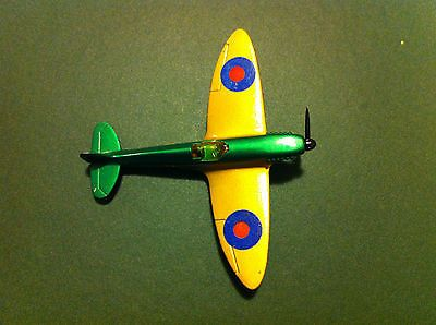 Mint And Rare Lesney Spitefire Plane 1973 Made In England - http://www.matchbox-lesney.com/21088