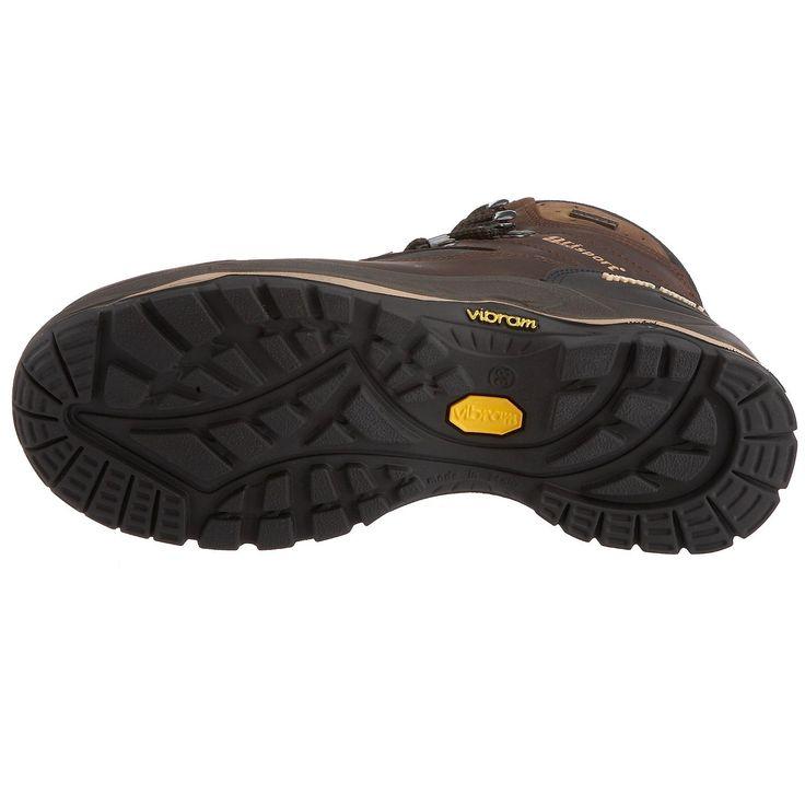 Trekkingschuhe Damen - Worauf Sie beim Test achten sollen? stabile Schuhsohle Vibram