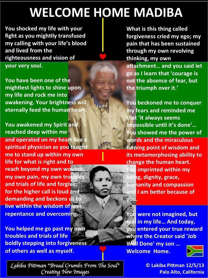 Nelson Mandela, Freedom