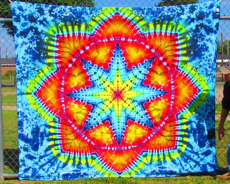 Mandala By Tie Dye Ron