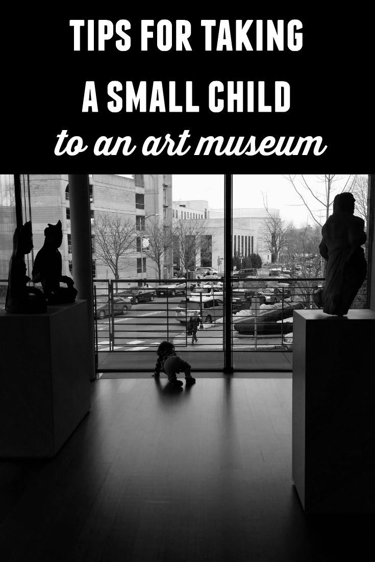 Taking your toddler to an art museum might seem like a recipe for disaster, but with these tips you can make the trip into an enjoyable (and educational!) experience for everyone in your family.