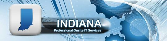 Indiana Onsite Computer Repair Network Voice & Data Cabling Services