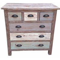 Cómoda/velador+madera,+modelo+MELLOWES 72x38x75+cms