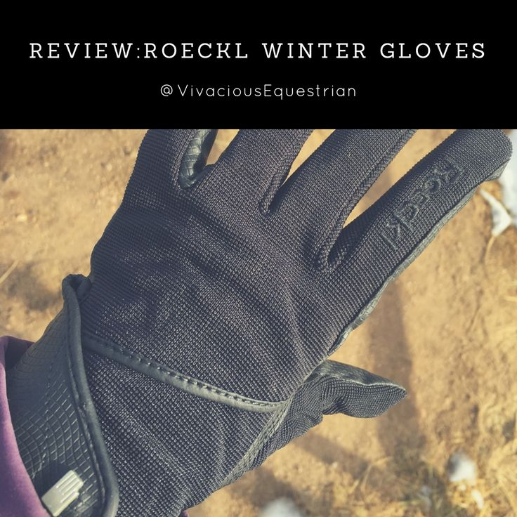 Review: Roeckl Winter Riding Gloves