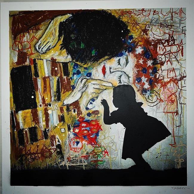 Sokakların Yeni Banksy'si Kenny Random'dan Etkileyici Sokak Sanatı Eserleri Sanatlı Bi Blog 24