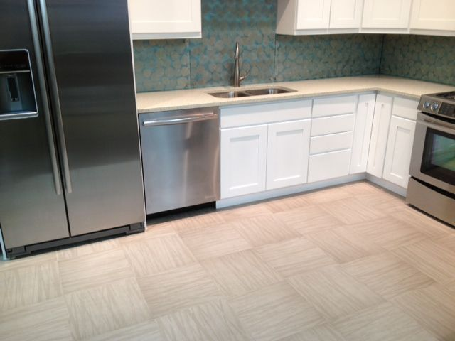 new linea adura tile very very sleek and very mannington