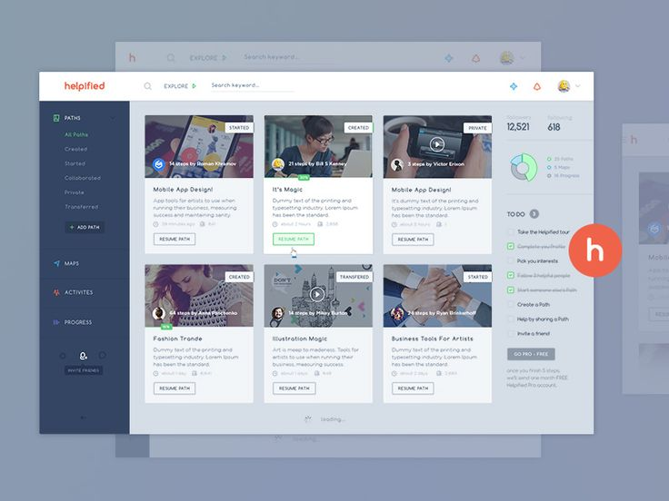 Helpified is an education curation platform where people can save, organize and share helpful learning resources with each other.  Big thanks to Shane for working to together. Don't forget to take ...