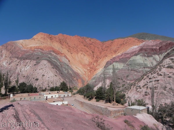 Cerro 7 Colores en Purmamarca / Hill of the 7 colors in Purmamarca