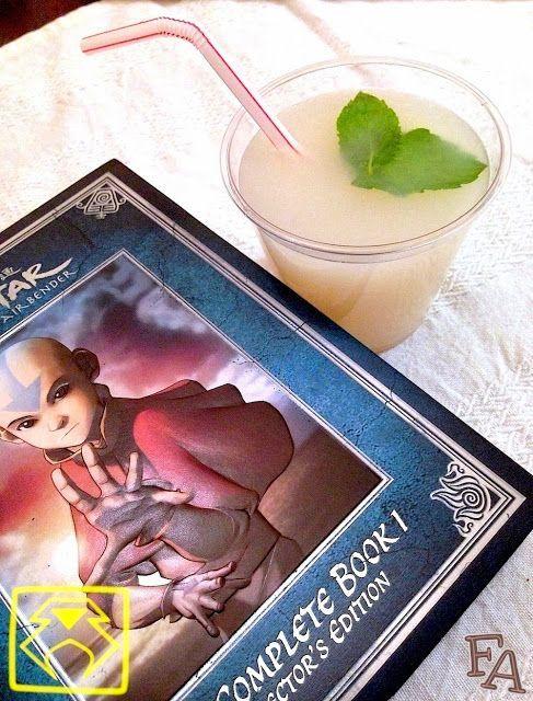 "Food Adventures (in fiction!): Lychee Nut Juice from ""The Legend of Korra"" #recipe #geek #food"
