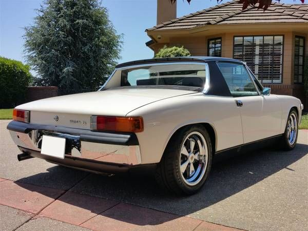 1970 Porsche 914-6 2.0 LT! THE VERY BEST CAR FOR THE COASTAL ROADS! STATE HIGHWAY 101 TOP TO BOTTOM, OREGON!!