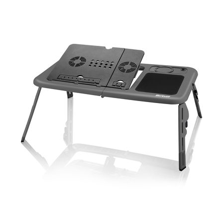 KaBuM! - Mesa Portátil para Notebook Multilaser com Cooler AC127