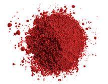 Óxido de Ferro Vermelho