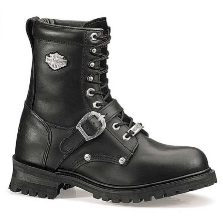 Harley-Davidson Men's Faded Glory Boot,Black,10.5 M