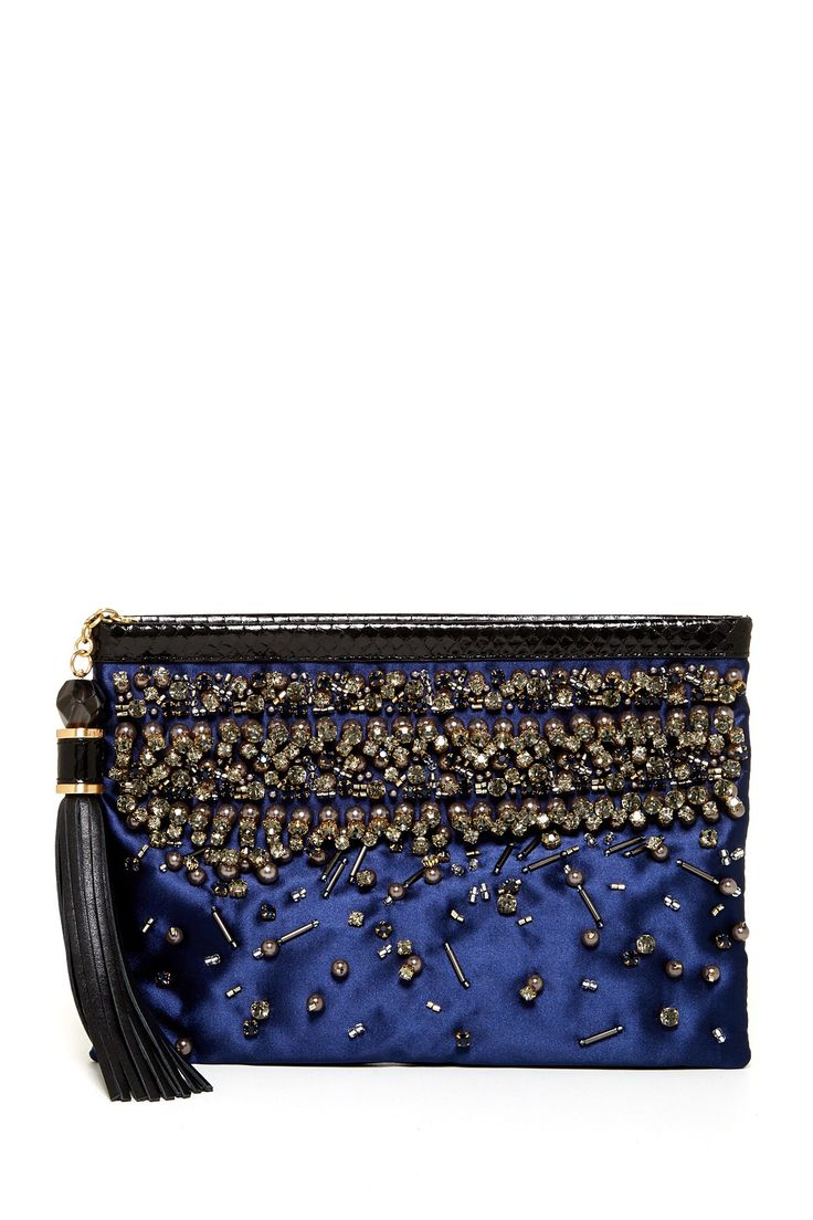 Rafe New York Large Celia Zip Clutch by Rafe New York on @nordstrom_rack