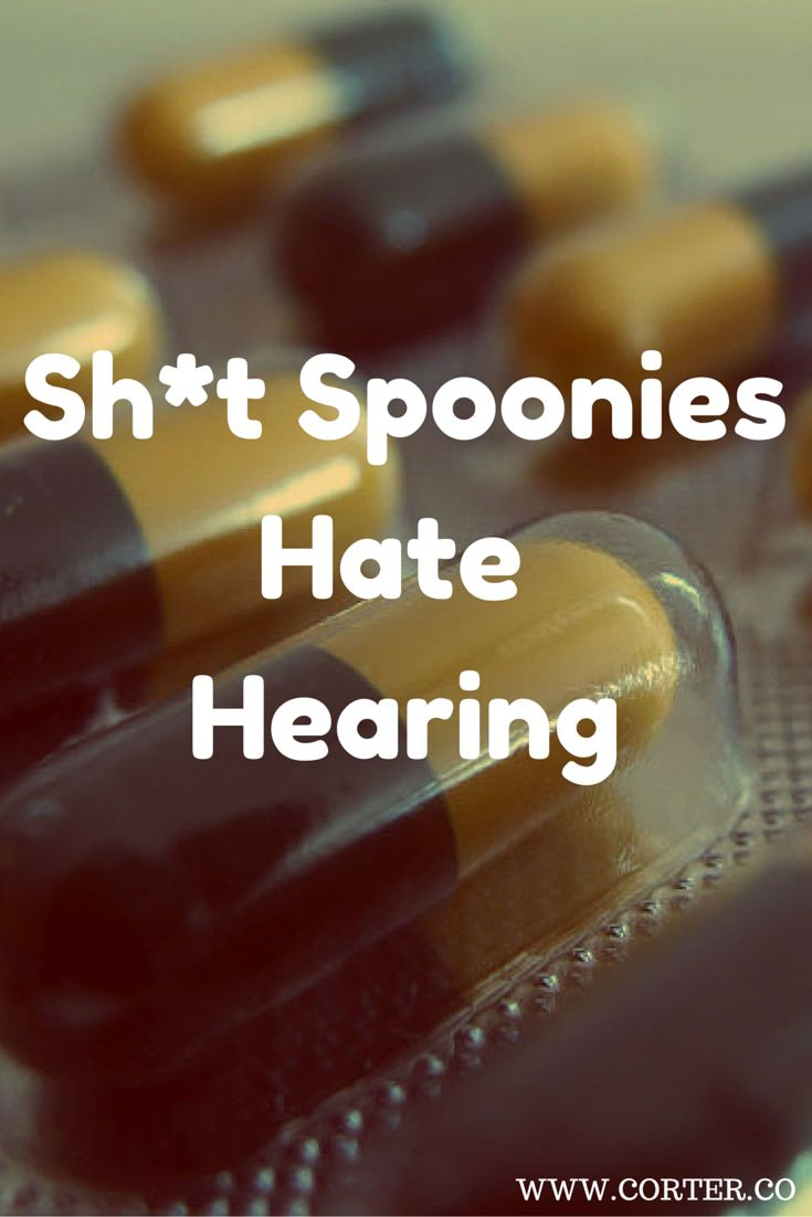 As a fellow spoonie, these are some of the things we hate hearing!