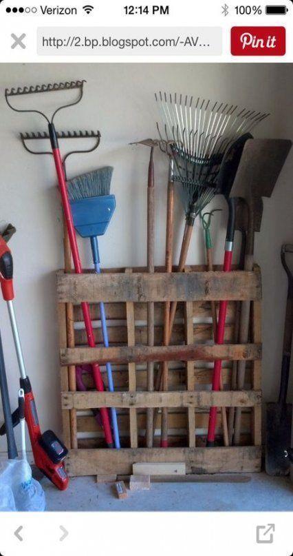 Pin On Garden Tool Storage Diy